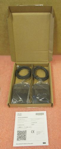 Cisco 8831 Wired Microphone Kit for Unified IP Conference Phone CP-MIC-WIRED-S=